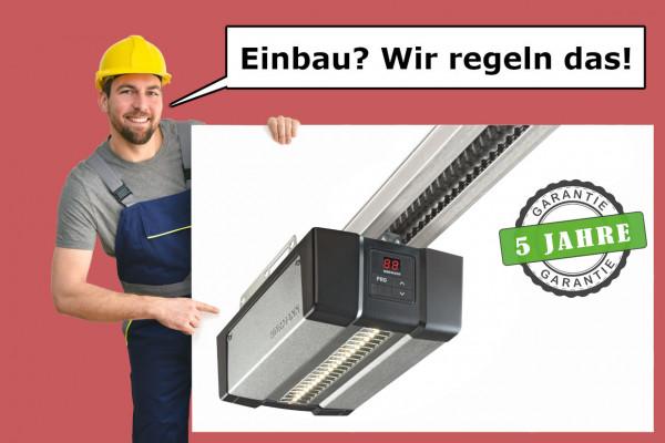 Hörmann Garagentorantrieb SupraMatic E 4 mit M-Schiene inkl. Vermittlung Montage-Service