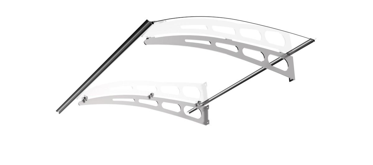 Schartec Aluminium-Vordach E A-L