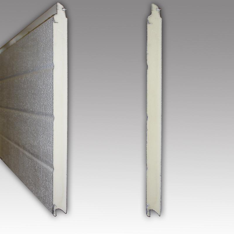 Ersatz-Lamelle Unten 2500 x 2125 Schartec Sektionaltor