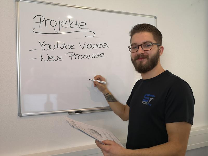 Patrick Päthe Produkt- & Projektmanagement