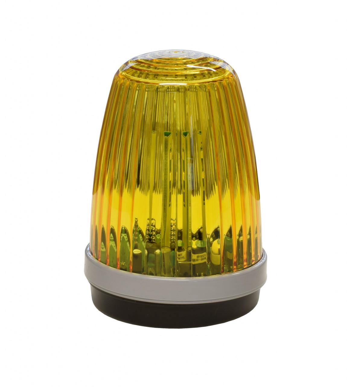 Schartec Yellow Professional Signal Light 24 V + 230 V