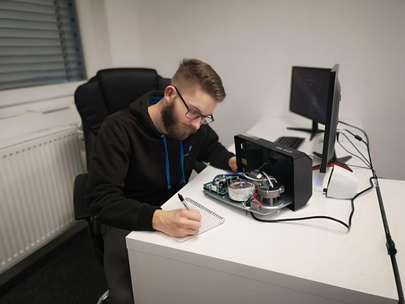 Schartec entwickelt in Deutschland