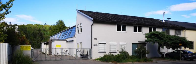 Schartec Firmengebäude