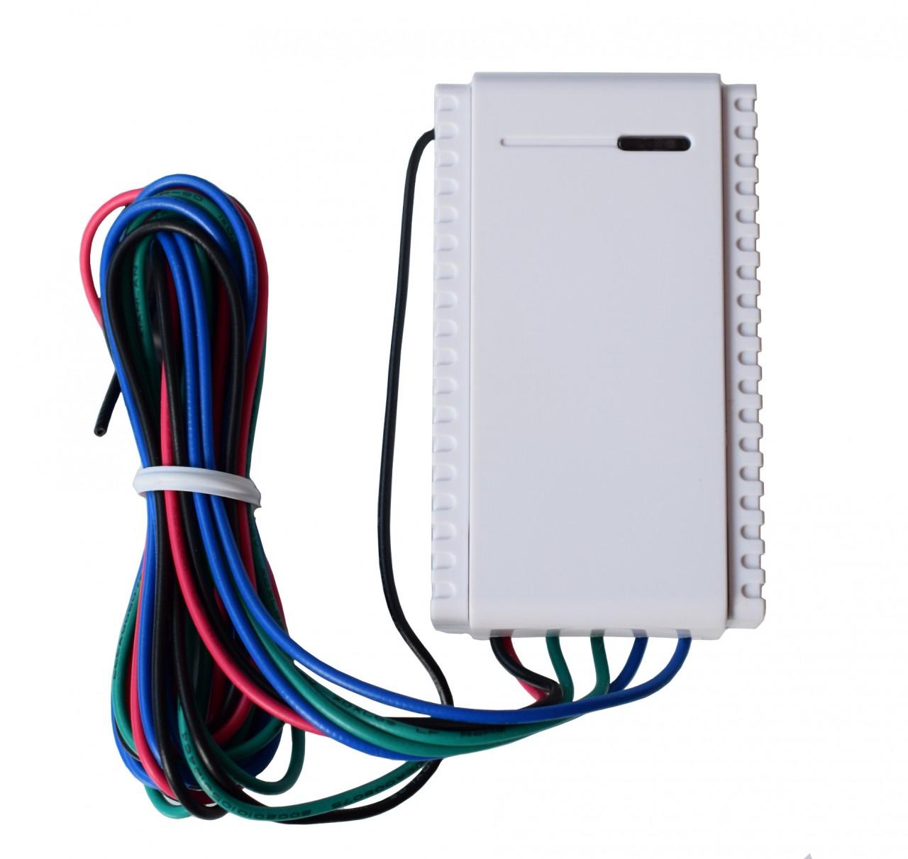 Schartec Universal Mini-Funkempfänger 433 MHz Rolling-Code